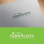 TerraVista Construction & Environmental Logo - Entry #266