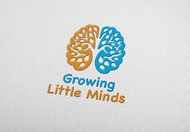 Growing Little Minds Early Learning Center or Growing Little Minds Logo - Entry #143