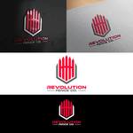 Revolution Fence Co. Logo - Entry #375