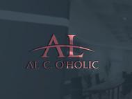 Al C. O'Holic Logo - Entry #29