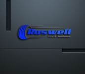 Roswell Tire & Appliance Logo - Entry #61