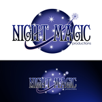 Night Magic Productions Logo - Entry #49