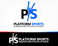 "Platform Sports "" Equipping the leaders of tomorrow for Greatness."" Logo - Entry #58"