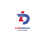 LiveDream Apparel Logo - Entry #414