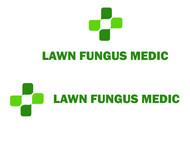 Lawn Fungus Medic Logo - Entry #171