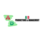 Corporate Logo Design 'AD Productions & Management' - Entry #104