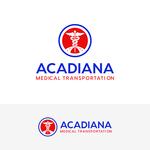 Acadiana Medical Transportation Logo - Entry #113