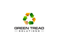 Green Tread Solutions or Green Tread innovations... Logo - Entry #62