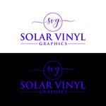 Solar Vinyl Graphics Logo - Entry #145
