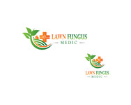 Lawn Fungus Medic Logo - Entry #241