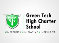 Green Tech High Charter School Logo - Entry #2