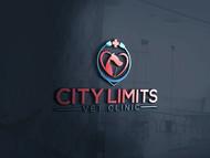 City Limits Vet Clinic Logo - Entry #185