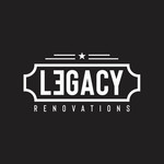 LEGACY RENOVATIONS Logo - Entry #168