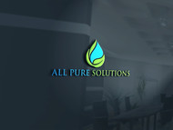 ALL PURE SOLUTIONS Logo - Entry #46