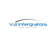 V3 Integrators Logo - Entry #54
