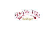 Drifter Chic Boutique Logo - Entry #410