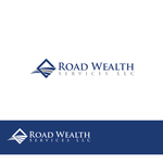 "Open Road Wealth Services, LLC  (The ""LLC"" can be dropped for design purposes.) Logo - Entry #70"