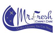 Mr. Fresh Carpet Care Logo - Entry #56