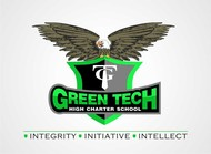 Green Tech High Charter School Logo - Entry #33