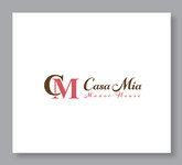 Casa Mia Manor House Logo - Entry #5