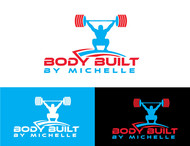 Body Built by Michelle Logo - Entry #110