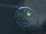 Green Wave Wealth Management Logo - Entry #335