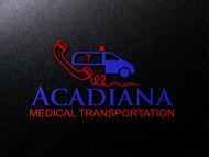Acadiana Medical Transportation Logo - Entry #139