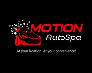 Motion AutoSpa Logo - Entry #119