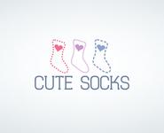 Cute Socks Logo - Entry #145