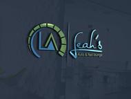 Leah's auto & nail lounge Logo - Entry #204