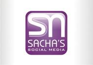 Sasha's Social Media Logo - Entry #28