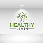 Healthy Livin Logo - Entry #454
