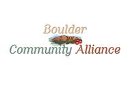 Boulder Community Alliance Logo - Entry #188