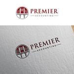 Premier Accounting Logo - Entry #237