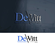 """DeWitt Insurance Agency"" or just ""DeWitt"" Logo - Entry #219"