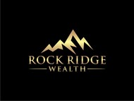 Rock Ridge Wealth Logo - Entry #319