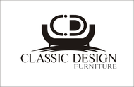 classic design furniture Logo - Entry #27