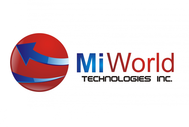 MiWorld Technologies Inc. Logo - Entry #34