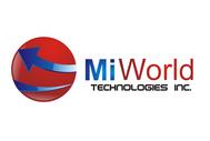 MiWorld Technologies Inc. Logo - Entry #34