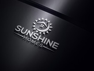 Sunshine Homes Logo - Entry #192