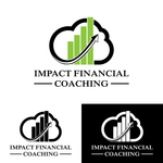 Impact Financial coaching Logo - Entry #105