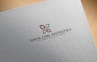 Local Girl Aesthetics Logo - Entry #80