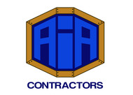 AIA CONTRACTORS Logo - Entry #73