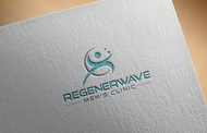 Regenerwave Men's Clinic Logo - Entry #32