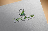 Succession Financial Logo - Entry #451