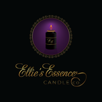 ellie's essence candle co. Logo - Entry #92