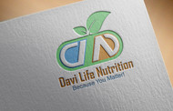 Davi Life Nutrition Logo - Entry #763