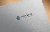 First Texas Solar Logo - Entry #9