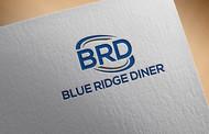 Blue Ridge Diner Logo - Entry #10