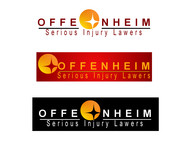 Law Firm Logo, Offenheim           Serious Injury Lawyers - Entry #69